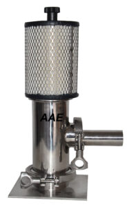 compressed air venturi loader HL