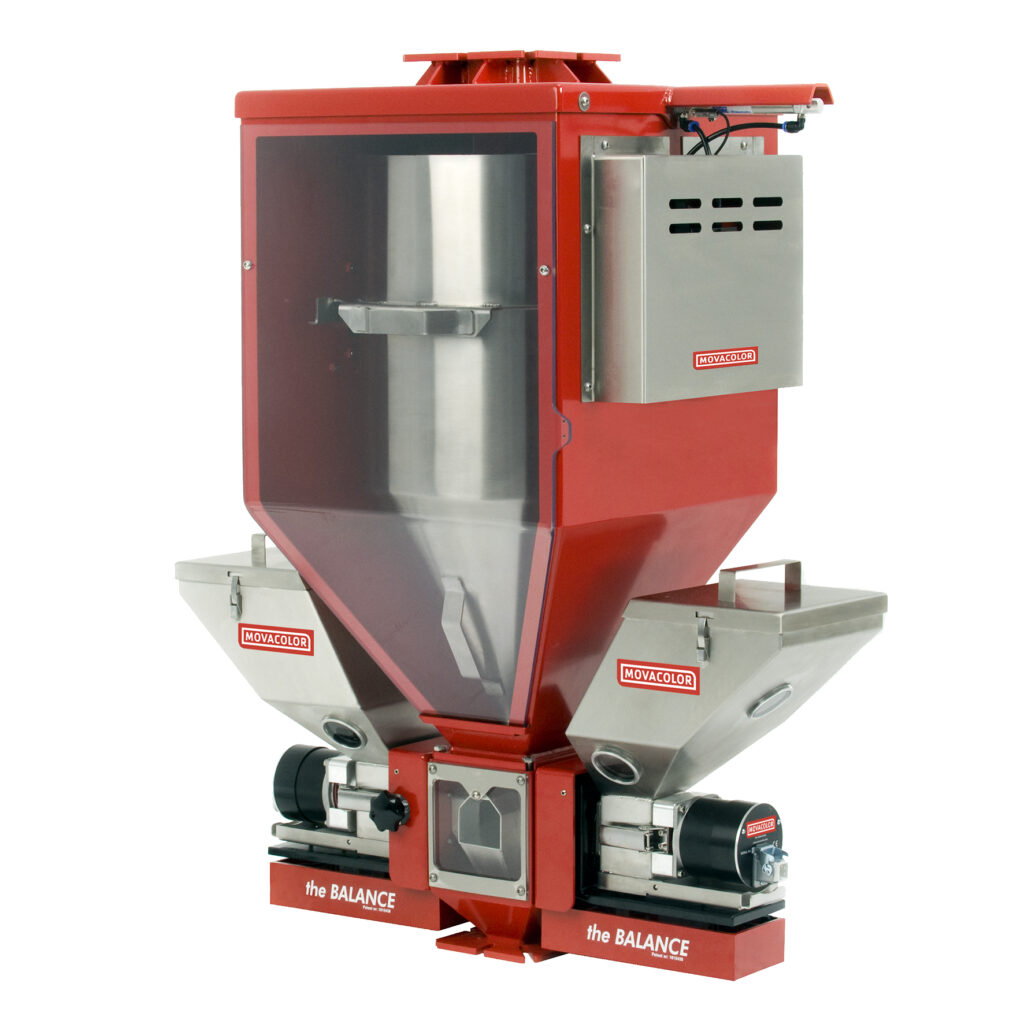 Movacolor color feeders MCContinuousBlender
