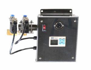 RemoteVac vacuum loader, 2 material control